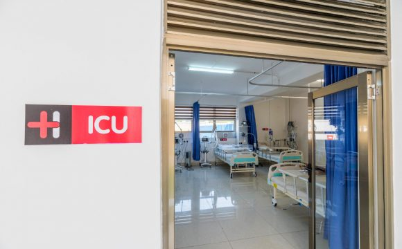 Intensive Care Unit (COVID)